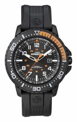 Timex Timex Mens Black Expedition Uplander Watch T49940