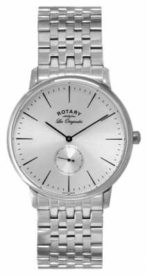 Rotary Men's Kensington Les Originales Stainless Steel Watch GB90050/06