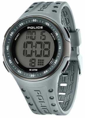 Police Mens Cyberlite Grey Watch 13904JPGYB/02