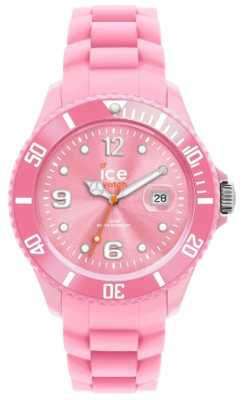 Ice-Watch Womens' Forever Pink Silicone Watch SI.PK.U.S