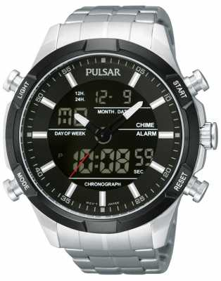 Pulsar Sport Chronograph Watch PW6003X1
