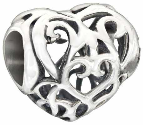 Chamilia Sterling Silver - Heart Filigree 2010-3136