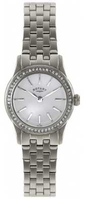 Rotary Ladies' Verona Stone Set Watch LB02570/01