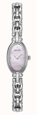 Accurist Womens Hallmarked Solid Sterling Silver LB1202