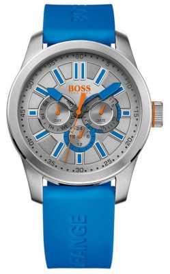 Hugo Boss Orange Men's Silver Dial Watch 1512995