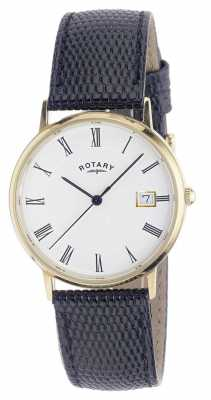 Rotary Mens Gold Watch GS11476/01