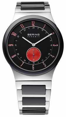 Bering Men's Ultra-Slim Radio-Controlled Watch 51940-729-UK