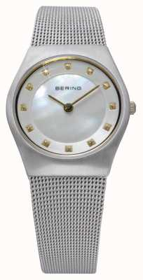 Bering Bering Womens Mother of Pearl Dial 11927-004