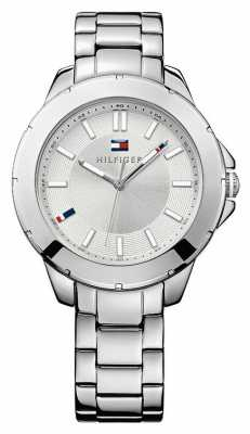 Tommy Hilfiger Ladies Silver Kimmie Watch 1781412