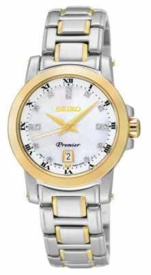 Seiko Womens Premier watch SXDG02P1