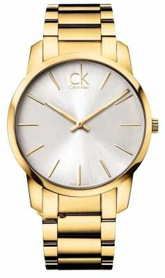 Calvin Klein Men's City watch K2G21546