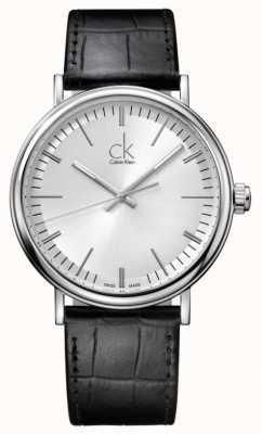 Calvin Klein Mens Surround Watch Minimalist K3W211C6