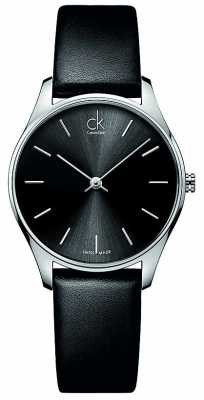 Calvin Klein Classic Leather Women's Watch K4D221C1