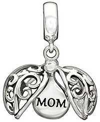Chamilia Sterling Silver - Secret Treasure - Mom 2010-3204