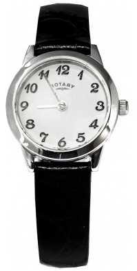 Rotary Ladies' Classic Steel Watch LS00761