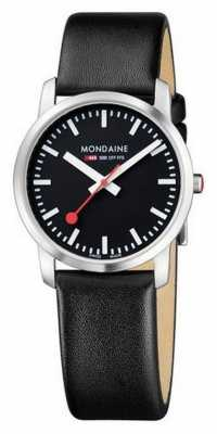 Mondaine Simply Elegant Women's Quartz Watch A400.30351.14SBB