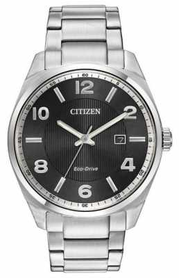 Citizen Mens' Bracelet Mens Date Display Watch BM7320-52H
