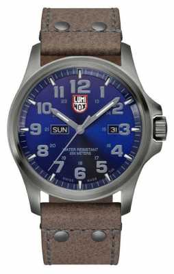 Luminox Atacama 45 Mm Field Blue Dial A.1923