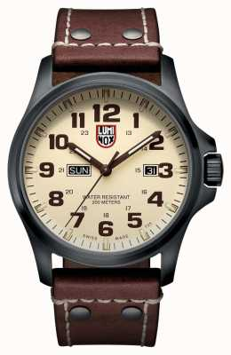Luminox Atacama 1920 Series Day Date Gunmetal Cream Dial XL.1927