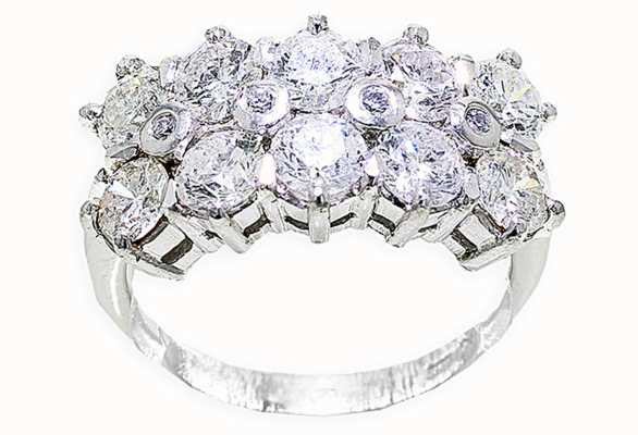 Platinum 2.10ct Ring FCD00328
