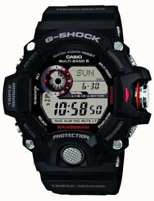 Casio Mens Rangeman Radio Controlled G-Shock GW-9400-1ER