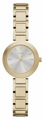DKNY Ladies Stanhope Gold Watch NY2253