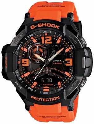 Casio G-Shock Mens Chronograph Watch GA-1000-4AER