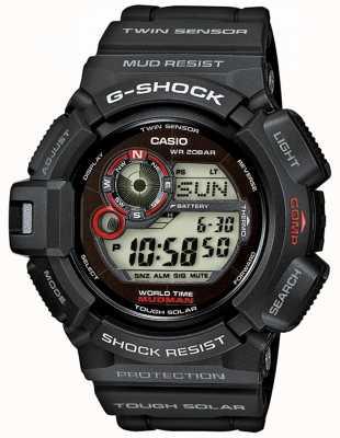 Casio G-Shock Mudman Mens Solar Twin Sensor G-9300-1ER
