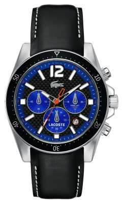 Lacoste Men's Seattle Blue Dial Chronograph Watch 2010752