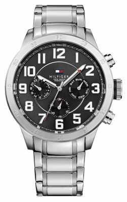 Tommy Hilfiger Trent Mens Chronograph Watch 1791054