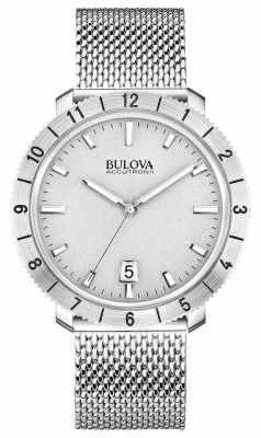 Bulova Mens Accutron II Stainless Steel Watch 96B206