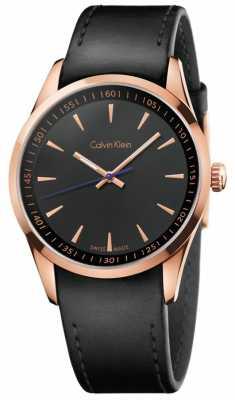 Calvin Klein Calvin Klein Bold Black Watch K5A316C1