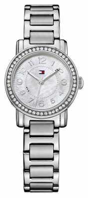 Tommy Hilfiger Ladies' Rose Stone Set Watch 1781478