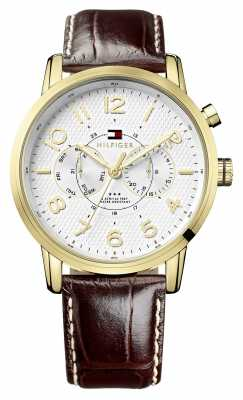 Tommy Hilfiger Mens Calan Multi Eye Watch 1791082