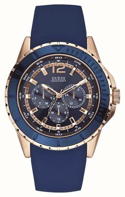 Guess MAVERICK W0485G1 - First Class Watches™ - photo #23