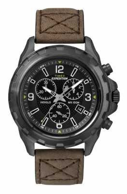 Timex Mens Expedition Rugged Chronograph T49986