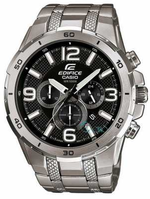 Casio Active Racing Mens Chronograph Watch EFR-538D-1AVUEF