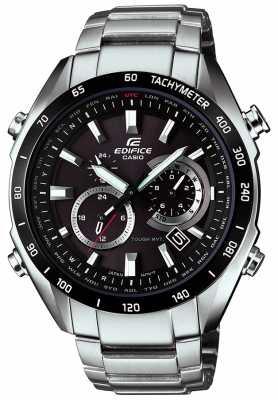 Casio Mens Chronograph Watch EQW-T620DB-1AER