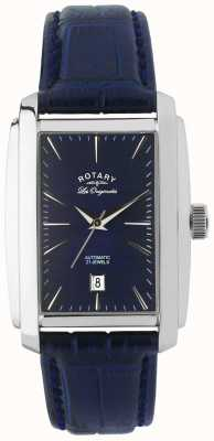 Rotary Womens Originales, Automatic, Blue & Steel LE90012/05