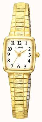 Lorus Women's' Classic Gold Plated Watch RPH56AX9
