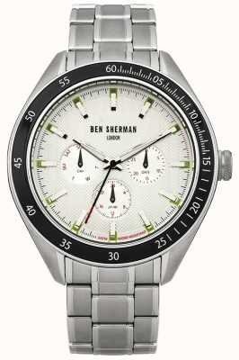 Ben Sherman London Mens Watch WB011SM
