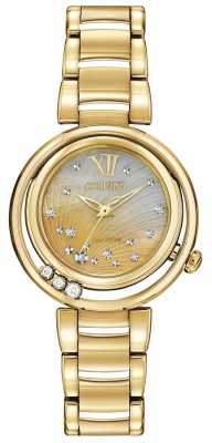Citizen Womens Sunrise L Watch EM0322-53Y