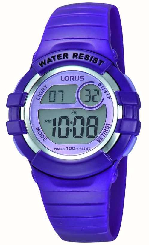 Lorus Childrens Lorus Watch R2385hx9 First Class Watches