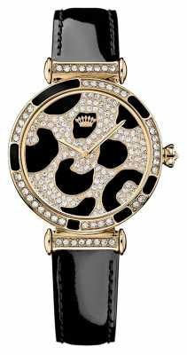 Juicy Couture Ladies' J Couture Stone Set Watch 1901170