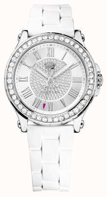 Juicy Couture Ladies' Pedigree Silver Tone Watch 1901051