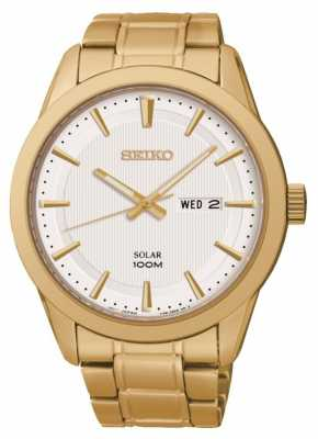 Seiko Mens Day/Date Display Watch SNE366P1
