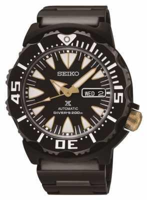 Seiko Prospex Black Monster watch SRP583K1