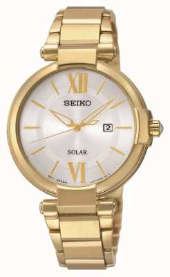Seiko Solar Powered Quartz Watch SUT158P1