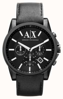 Armani Exchange Outerbanks Mens Chronograph Watch AX2098