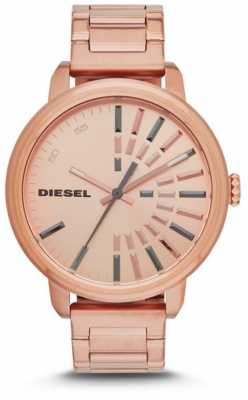 Diesel Flare Rose Gold Plated Watch DZ5418